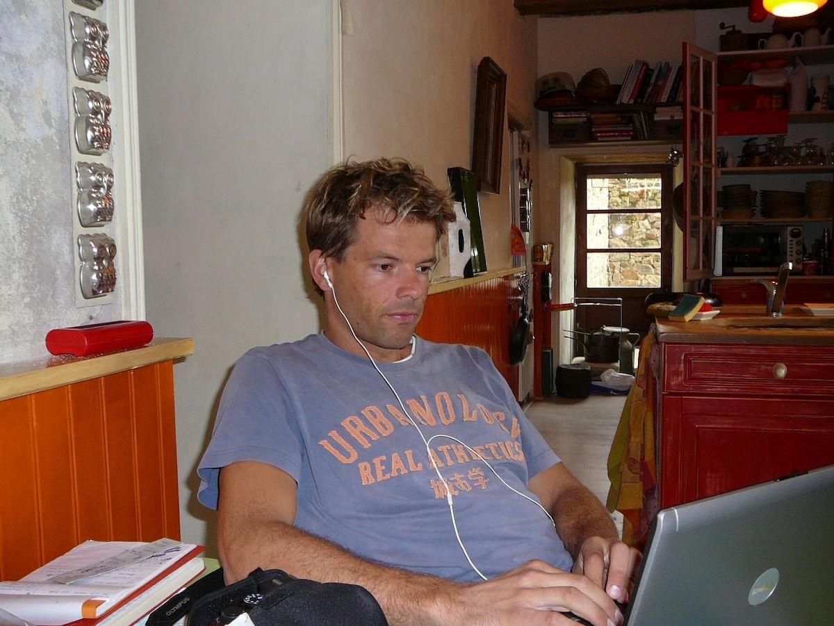 Rogier from Bangkok