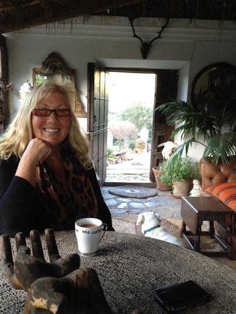 Lesley from Tarifa