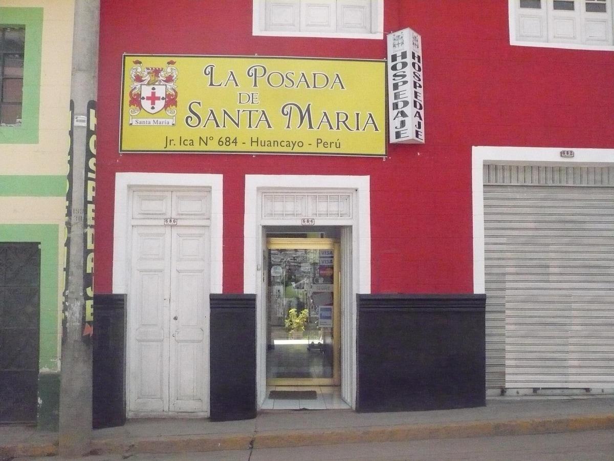 Posada De Santa Maria