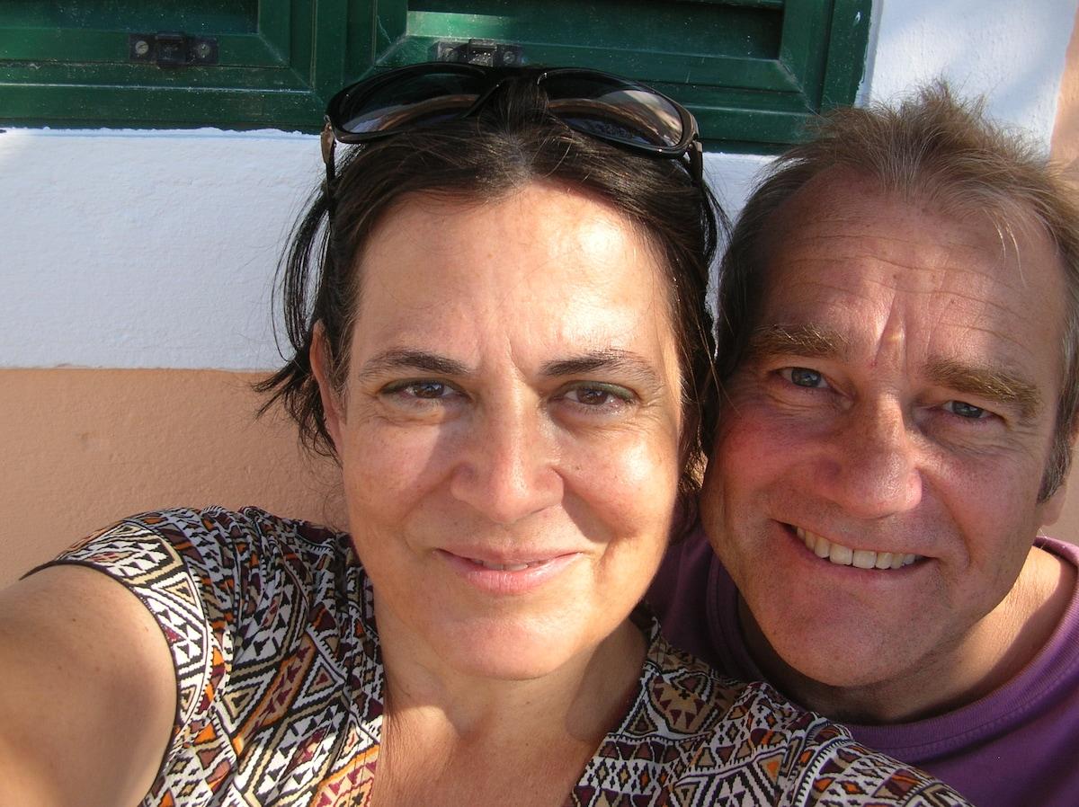 Susana & Jeff from Lourinhã