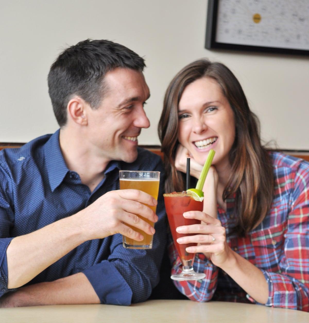 Carla & Dan from Toronto