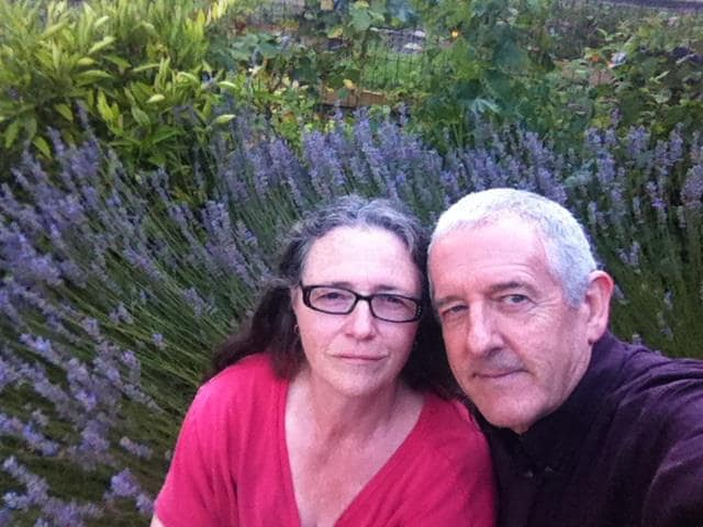 Carole & Duncan from Sebastopol