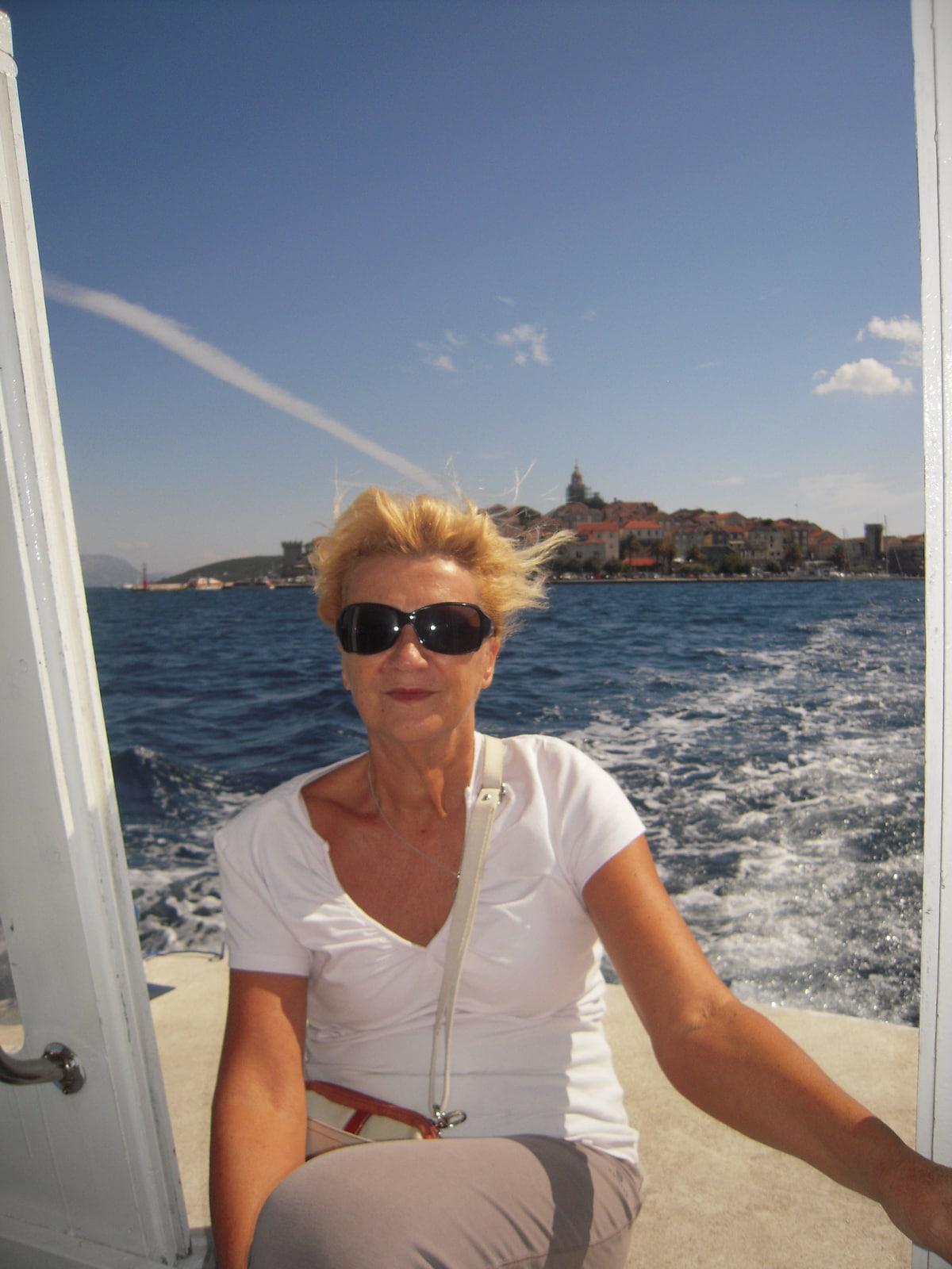 Lucie from Korčula