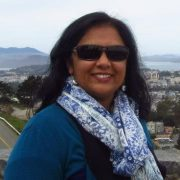 Adult woman from Cupertino, California. Executive