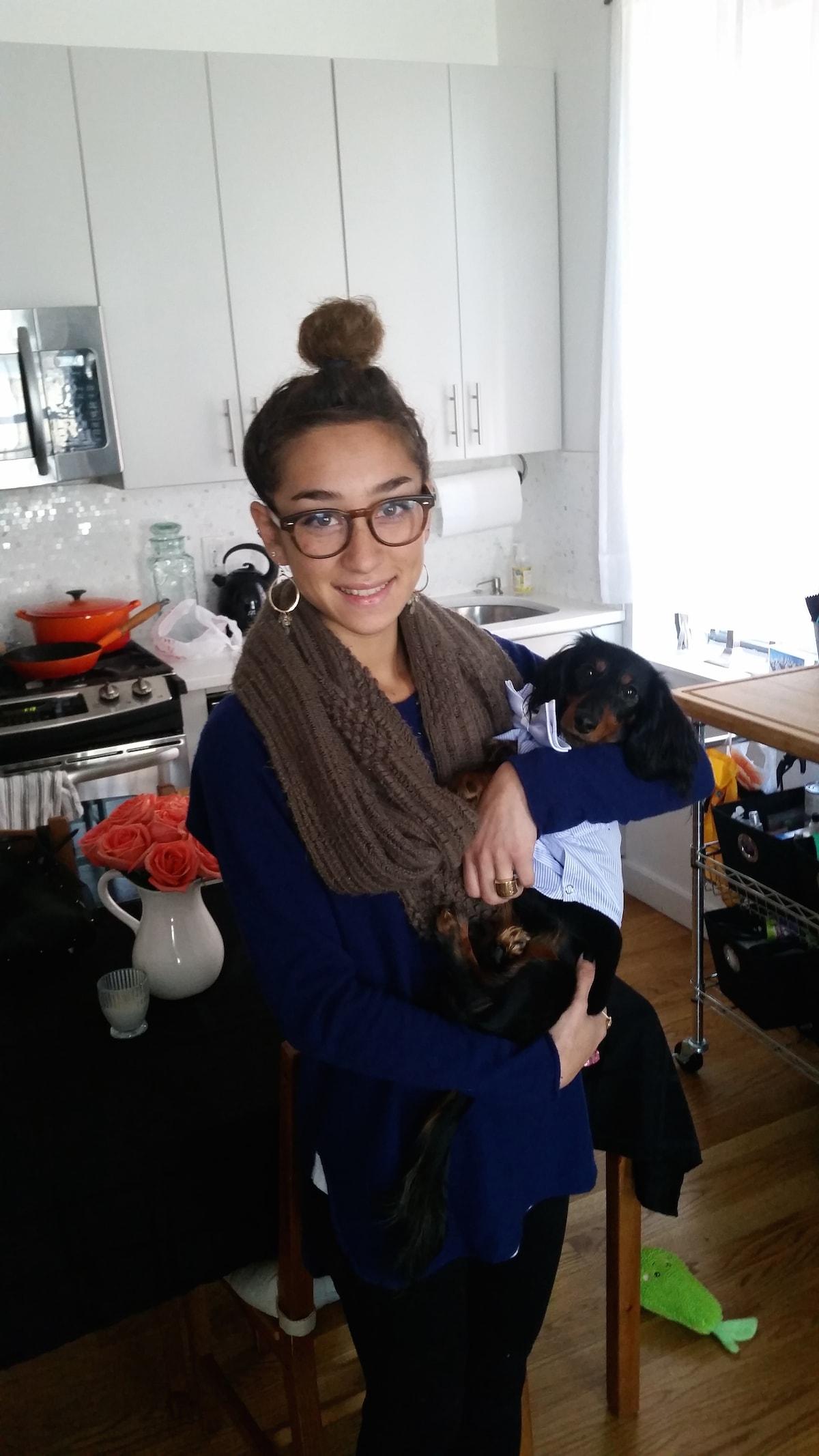 Aliya from New York