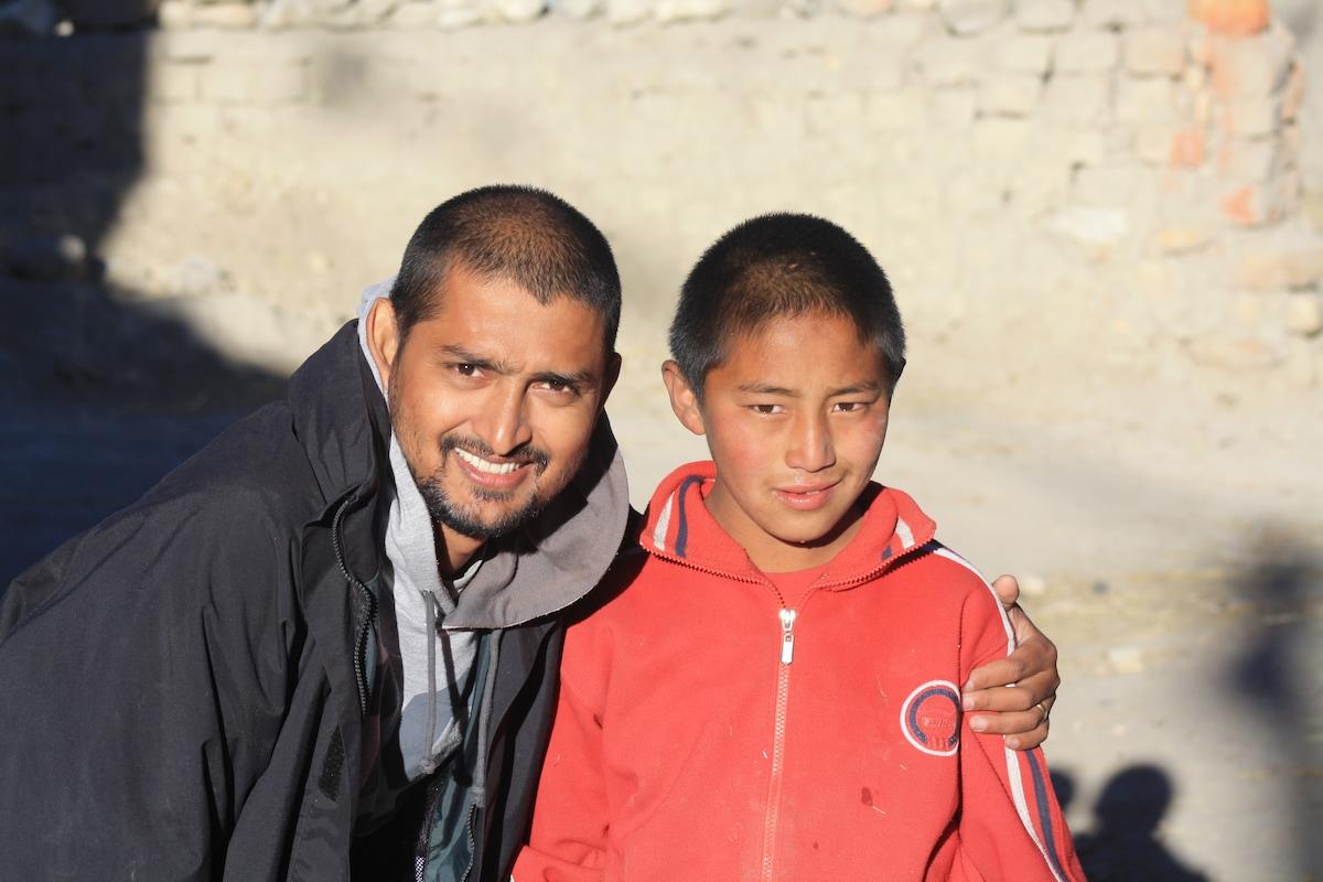 Pawan from Kathmandu