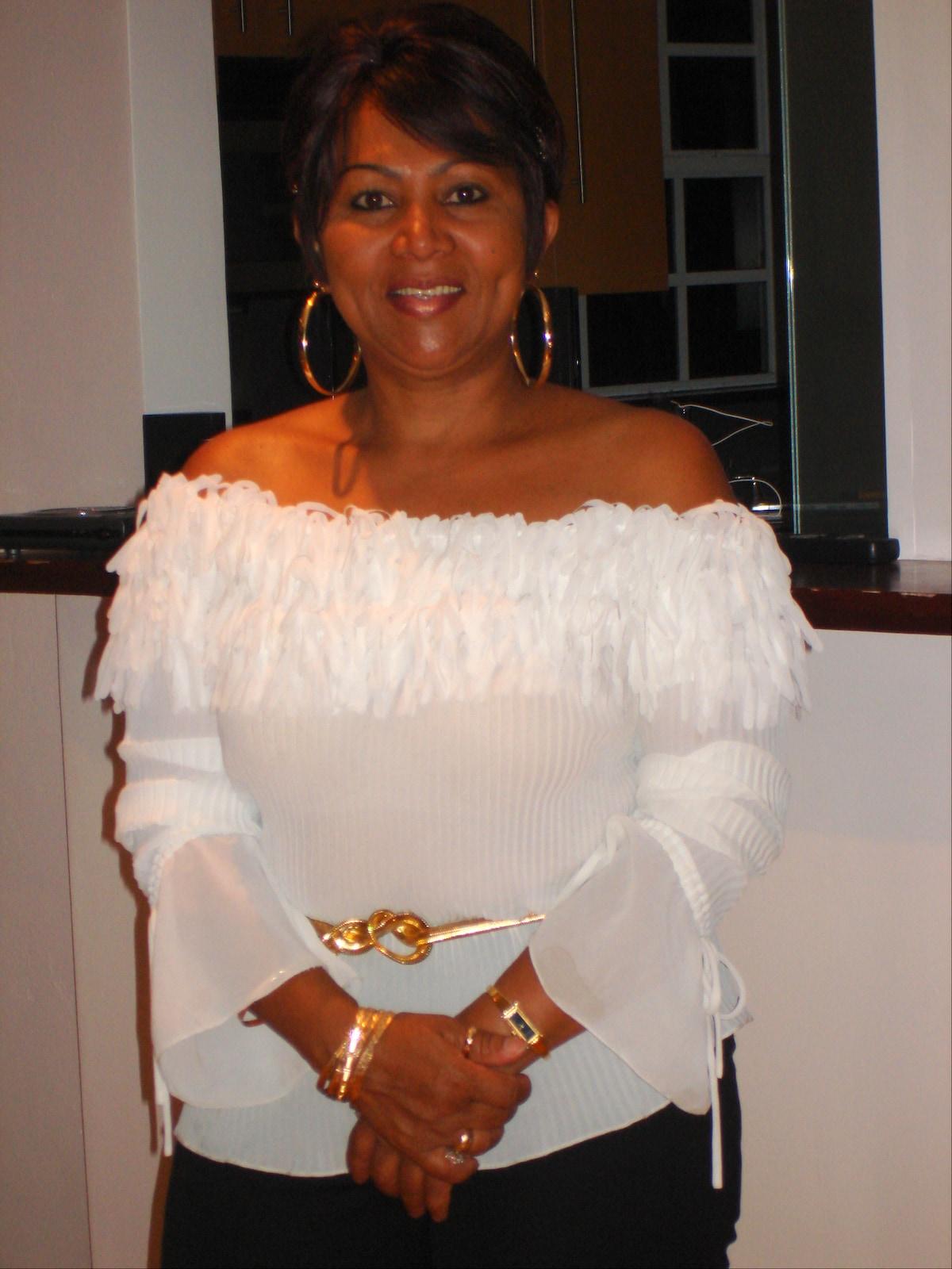 Iris from Santo Domingo
