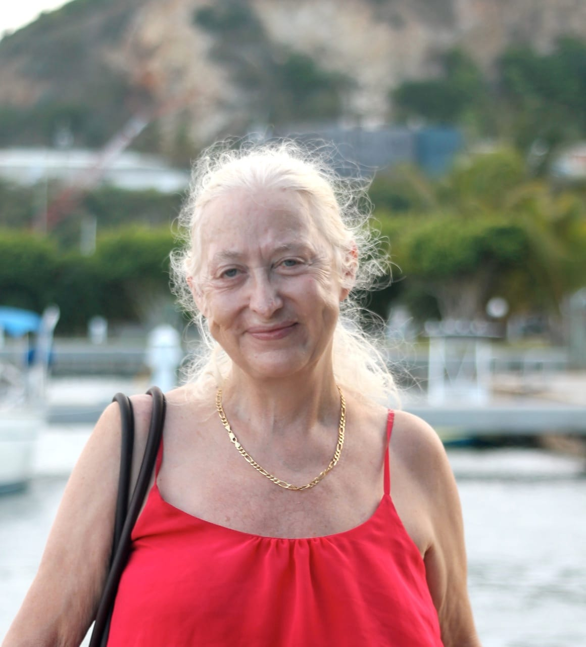 Christine from Saint Thomas