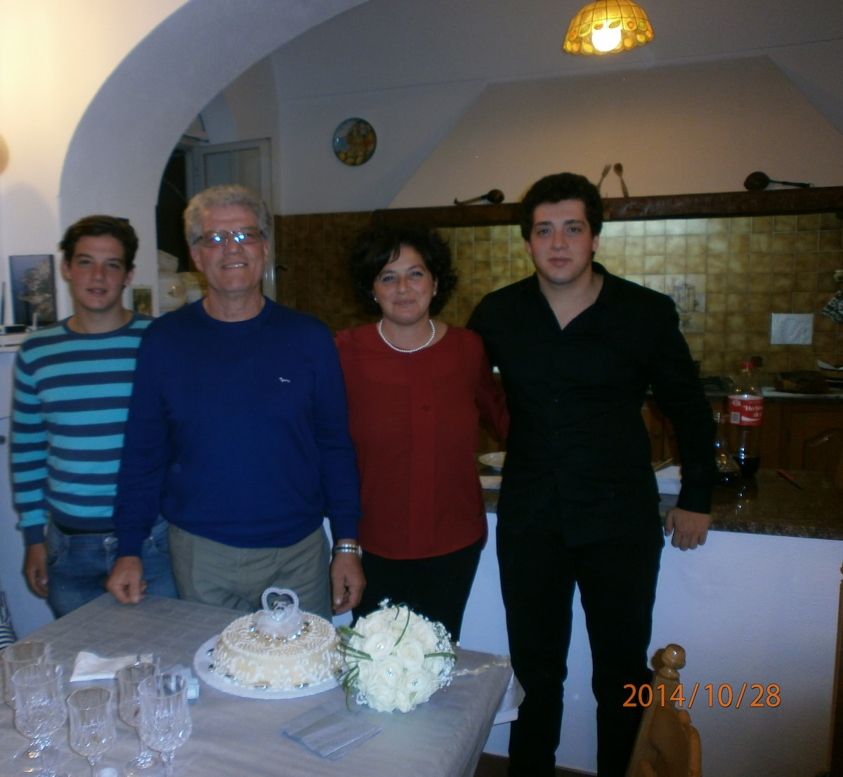 Antonio & Laura from Positano