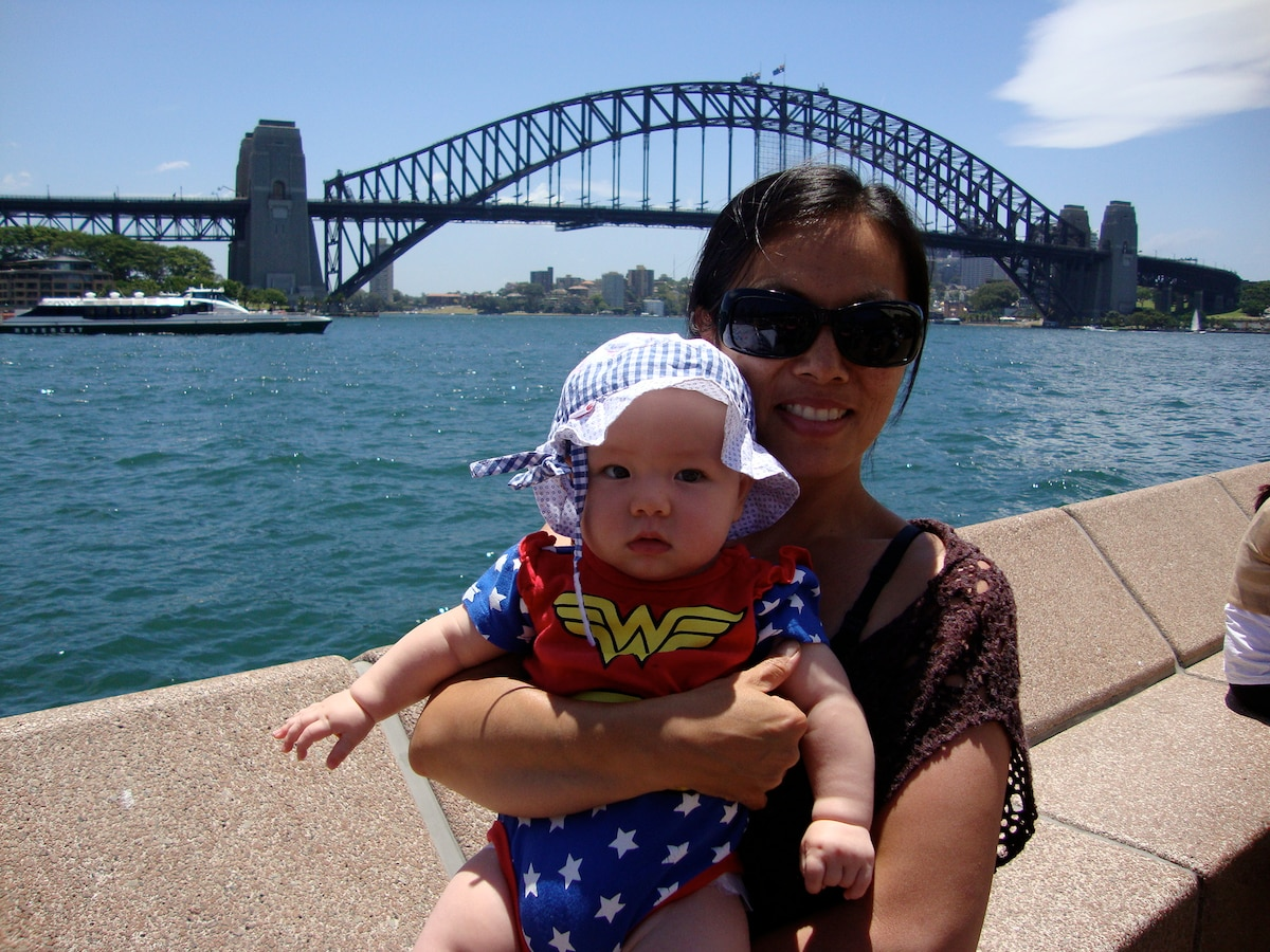 I am a Sydney girl born and bred, so can advise on