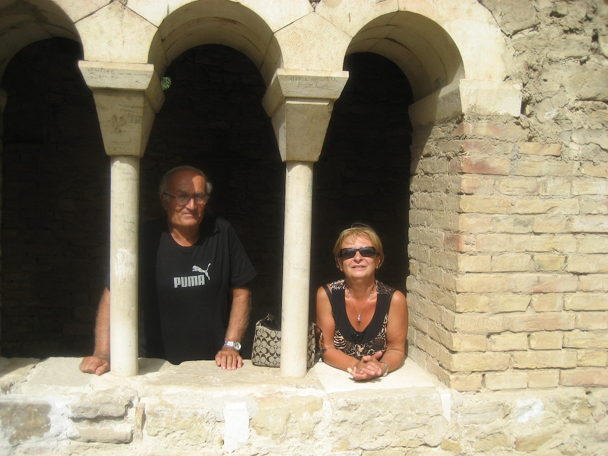Frank And Lina from Rocca San Giovanni