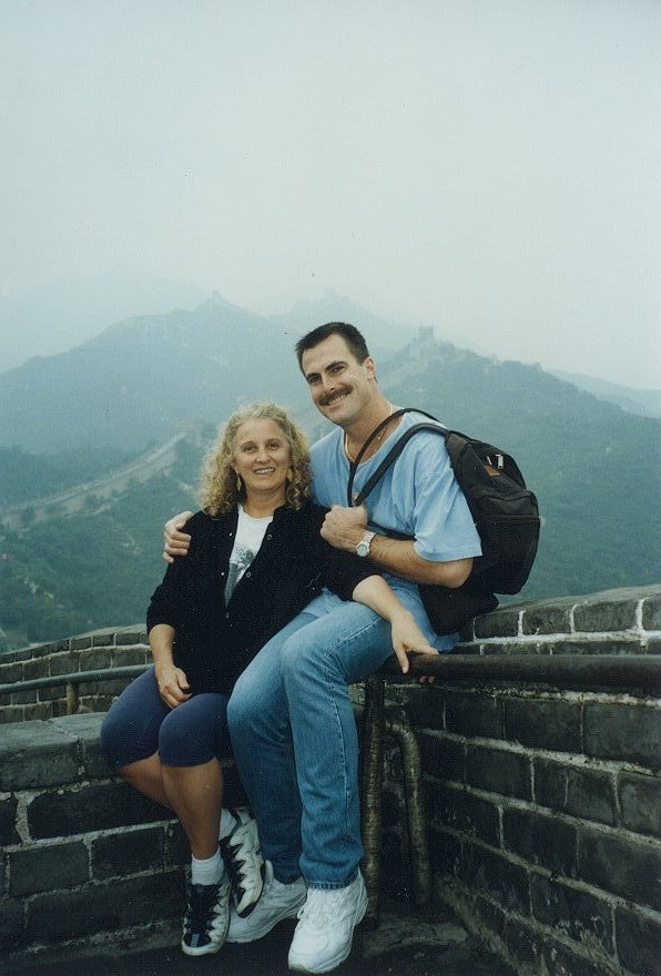 Ed & Cherrie from Beijing