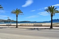 "We are couple that loves Mallorca. Our ""Alcudia Vi"
