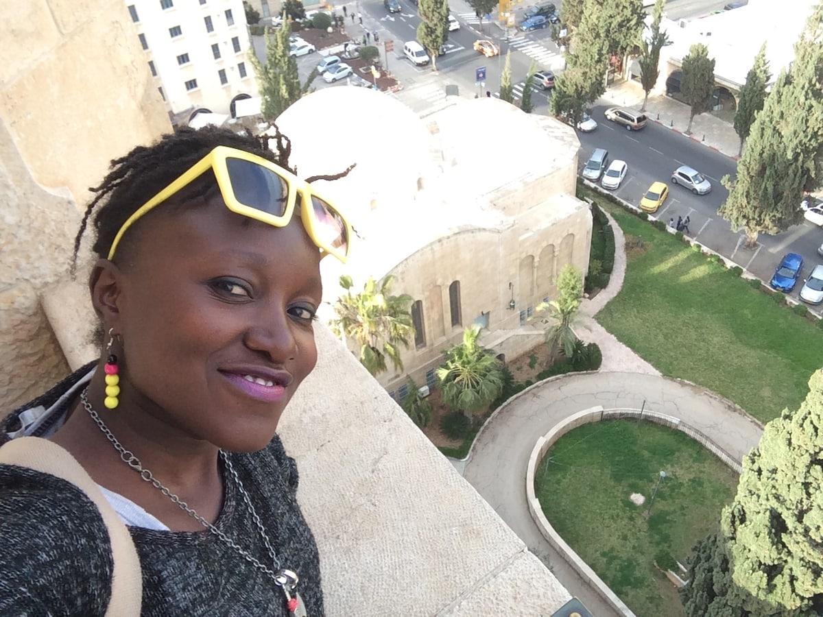 Betty From Nairobi, Kenya