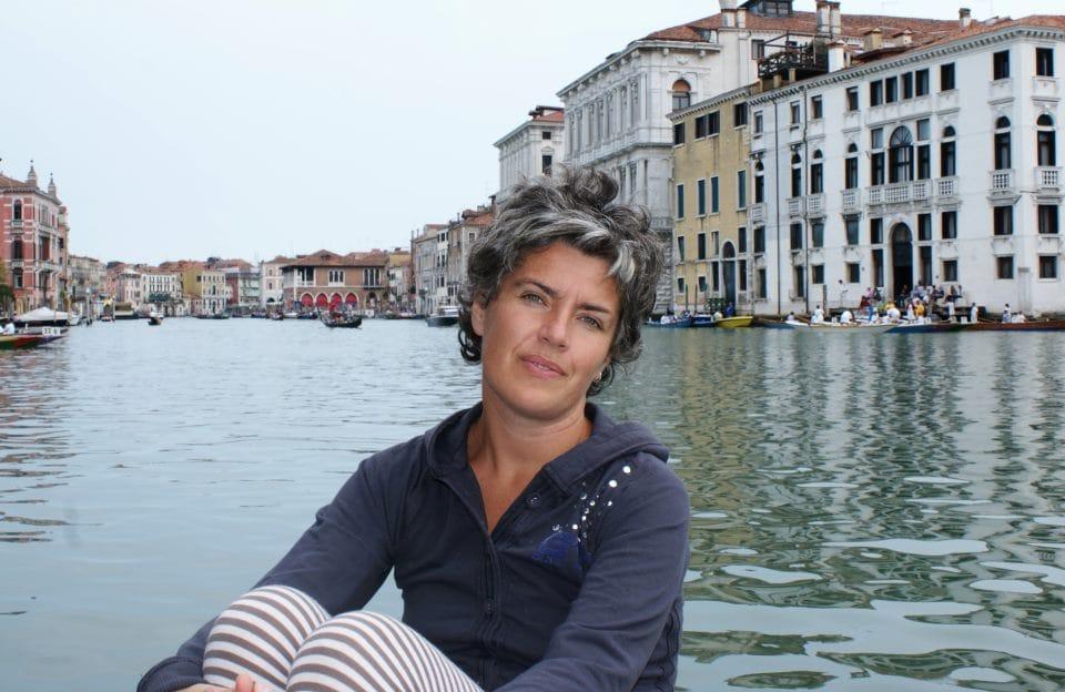 Silvia from Mestre