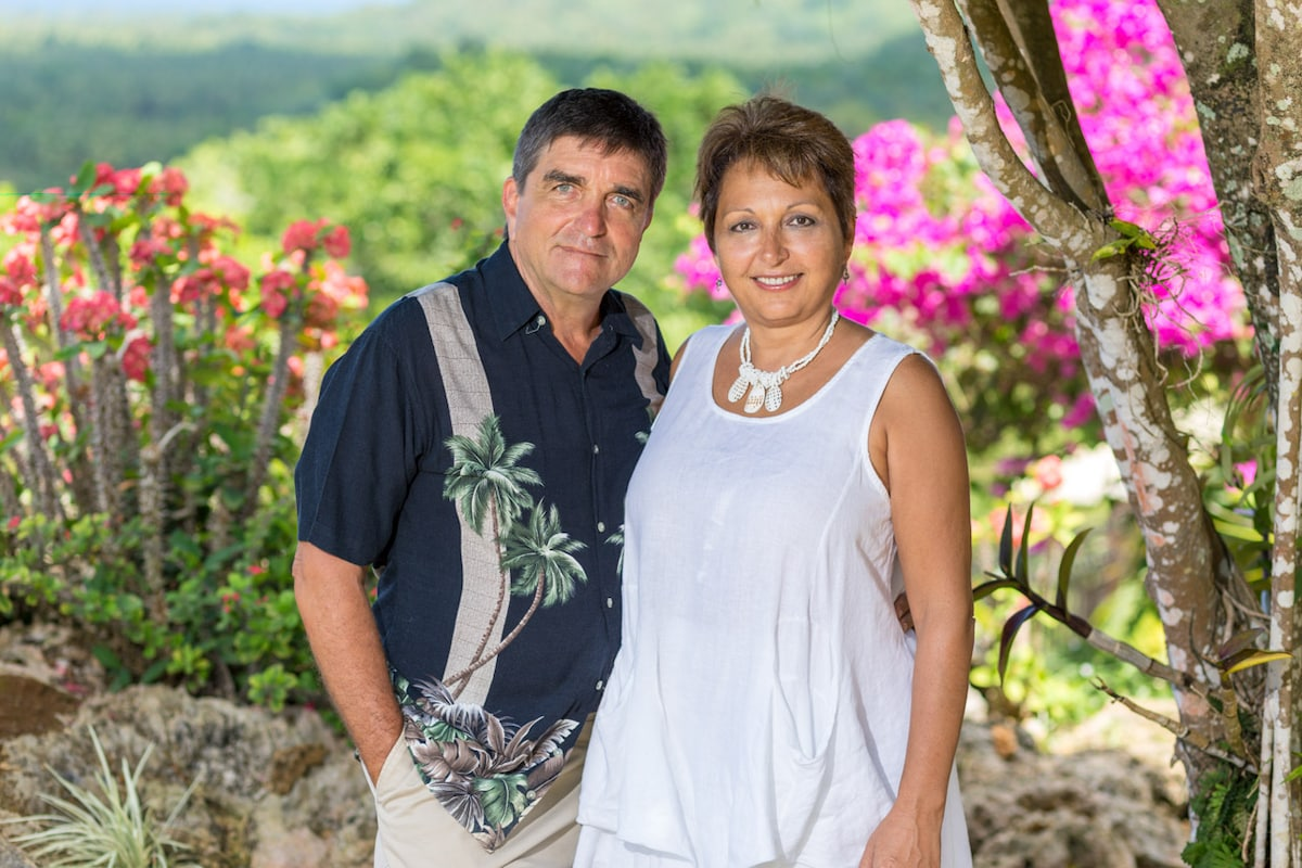 Diana And Don From Las Terrenas, Dominican Republic