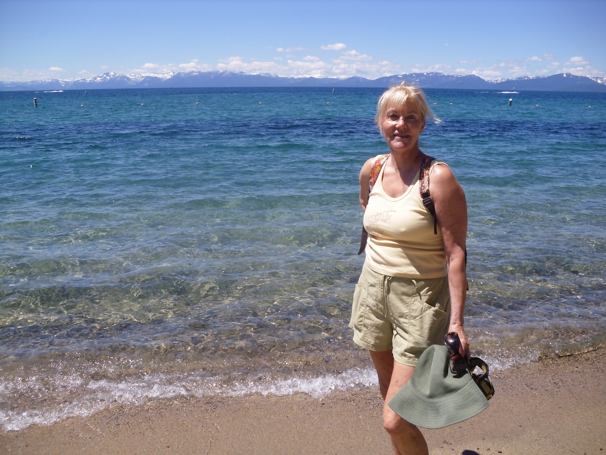 Mette Helena from Incline Village-Crystal Bay
