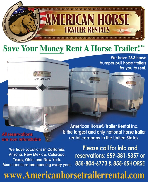 American Horse Trailer Rental Inc. from Parker