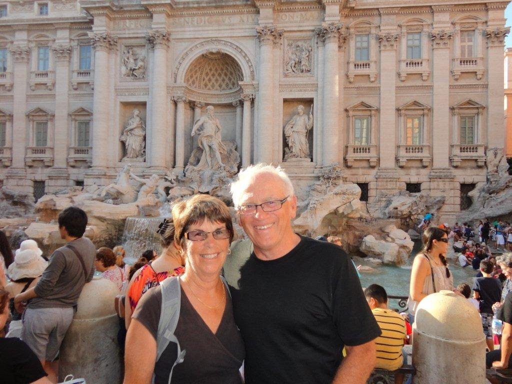 Carol And Trevor From Napier, New Zealand