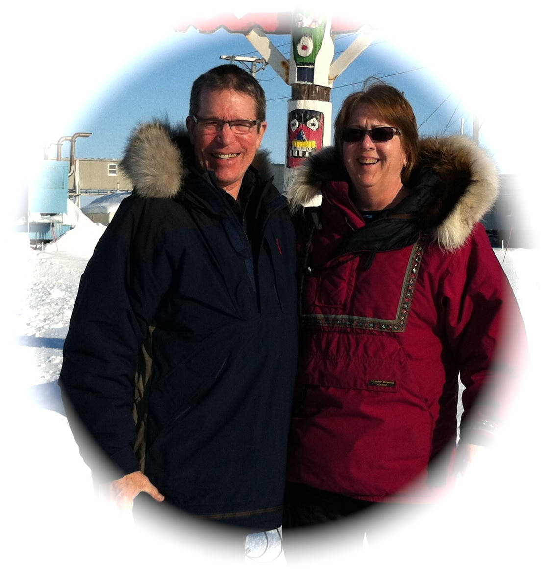 Mike & Cathy from Wasilla