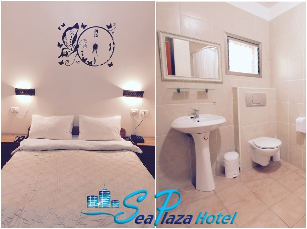 We would like to present to you The Sea Plaza Hote