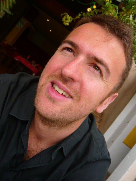 Nicolas Caron from Nice