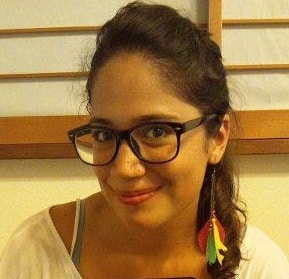 Erica from Rio de Janeiro