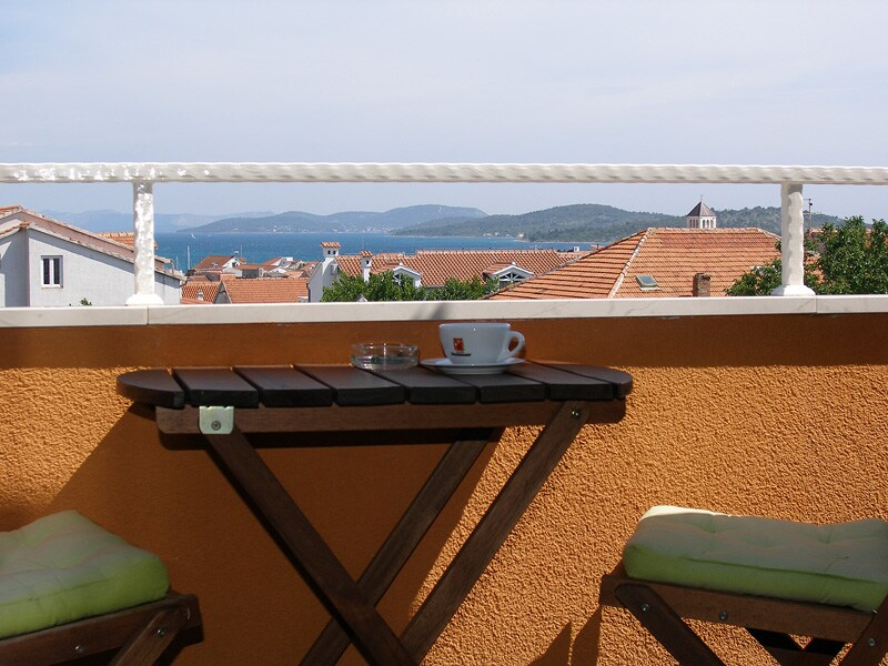 Pansion House is located in the centre of Vodice,