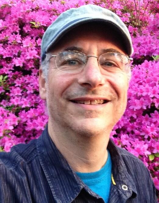 Rob Tobias from Eugene