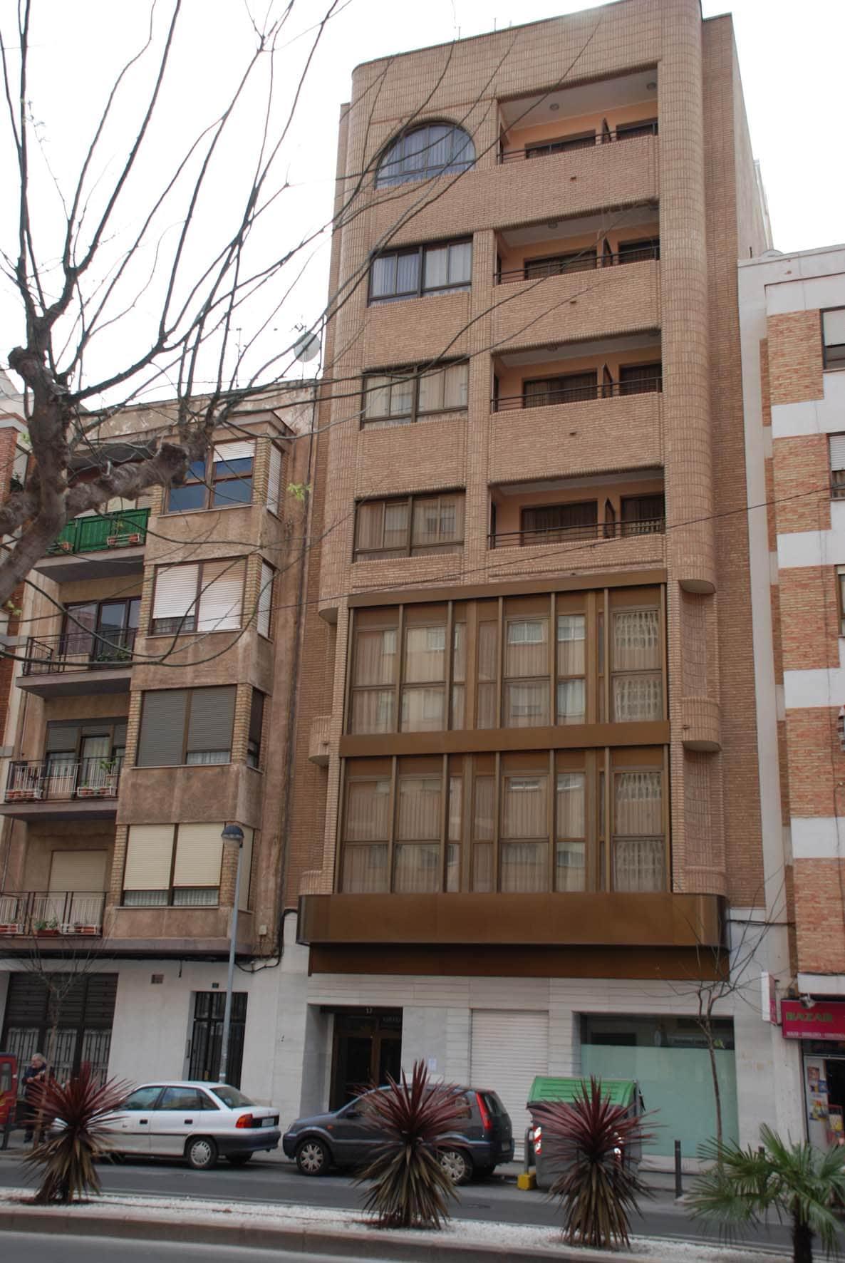 Iberflat from Castellón de la Plana