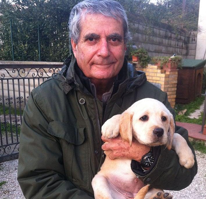 Alfredo from Teramo