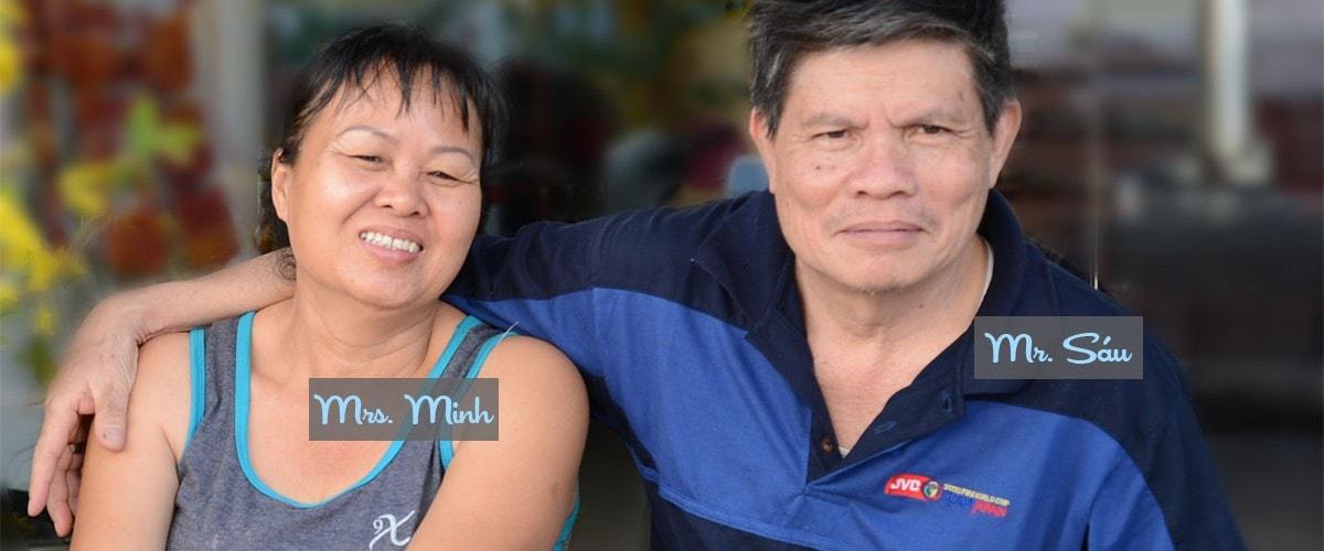 Linh from Nha Trang