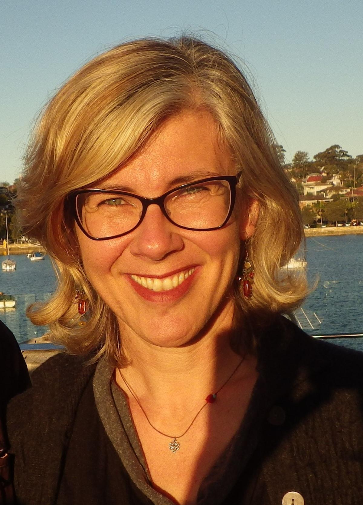 Sally From Balmain, Australia