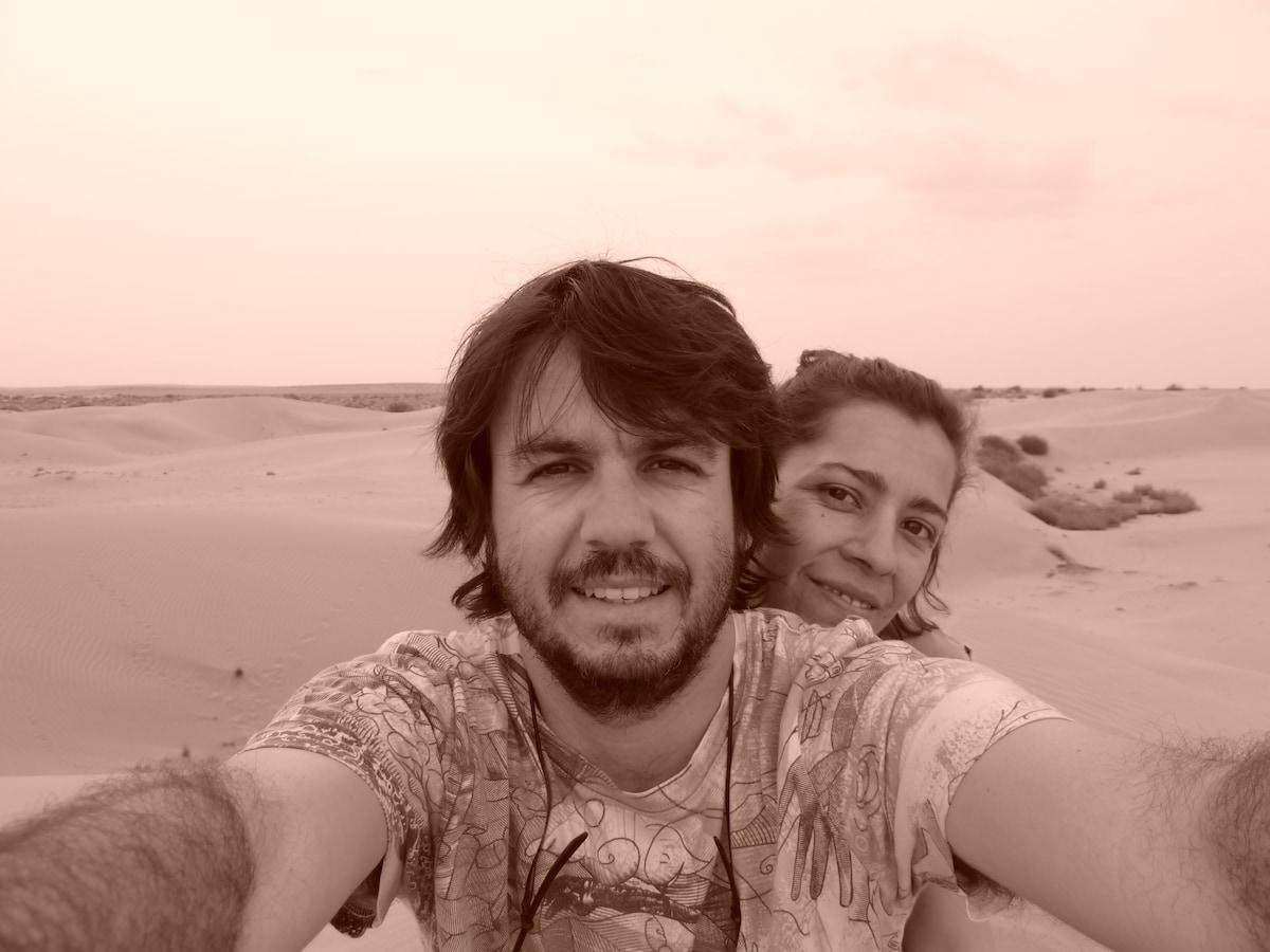 Jordi Y Luciana From Santa Eulària des Riu, Spain