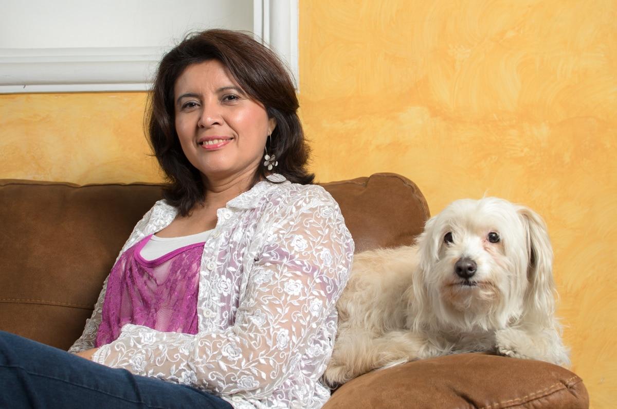 Amalia from Antigua Guatemala