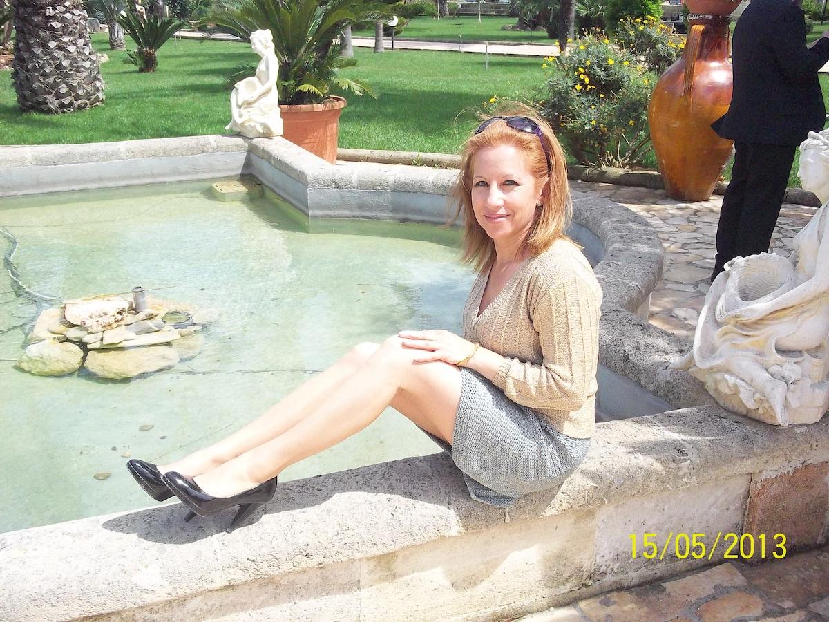 Salve, sarò lieta di ospitare a Taranto persone st