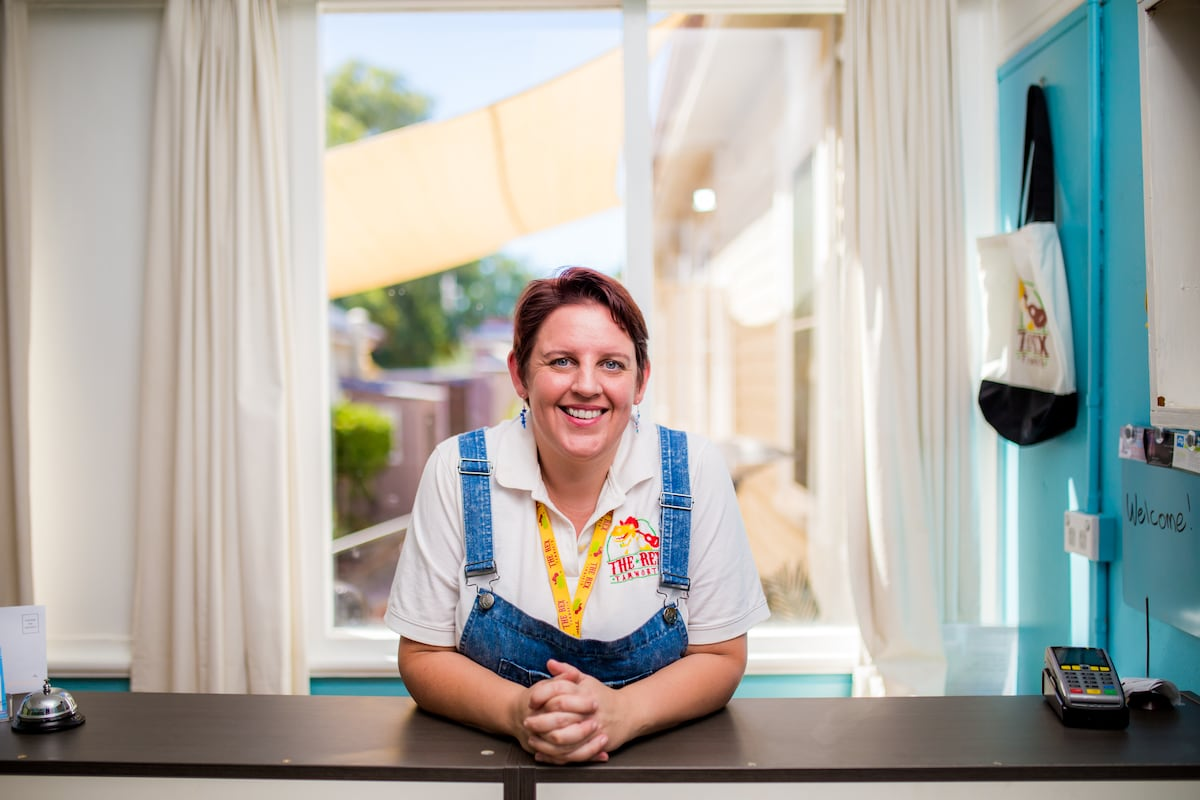 Jody From Saint Peters, Australia
