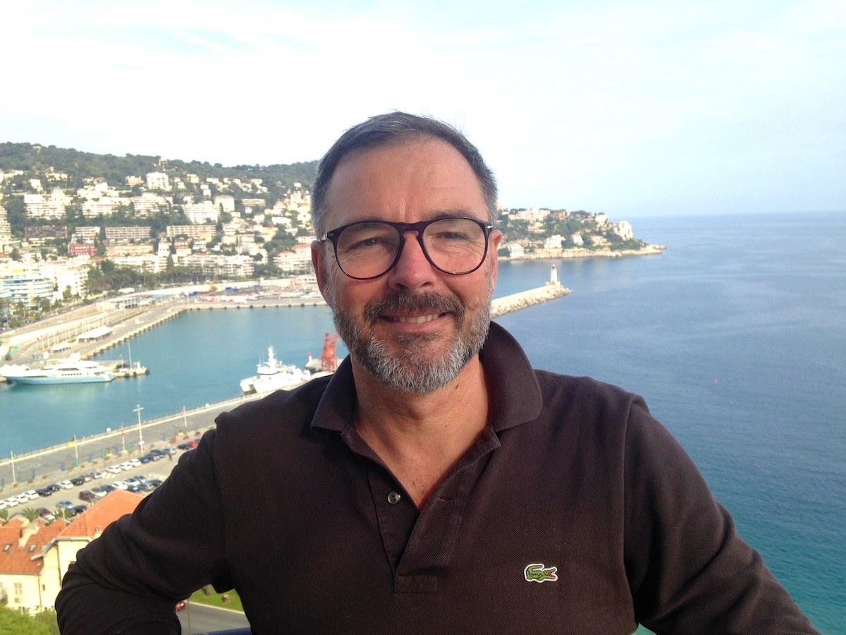 Eric from Nice