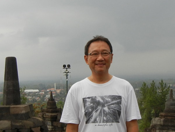 Rudy from South Jakarta