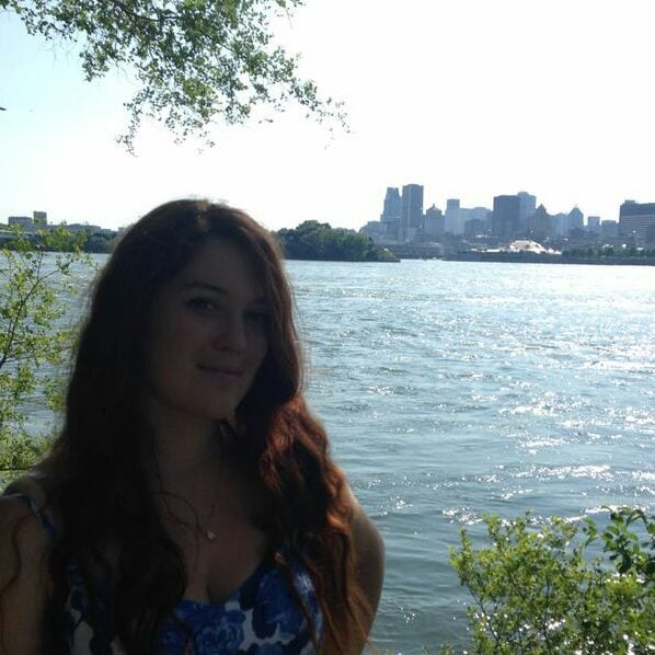 Veronika from Ottawa
