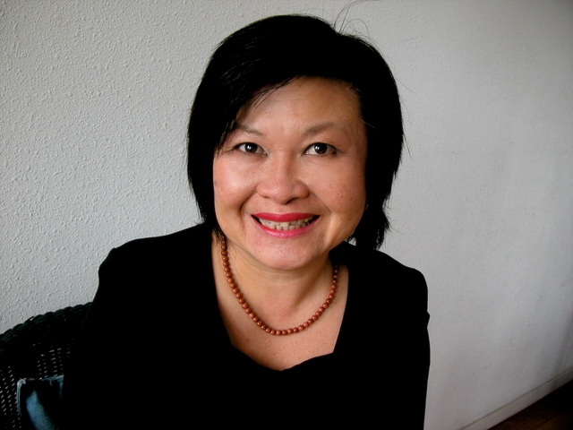 Mei Lin from Palo Alto