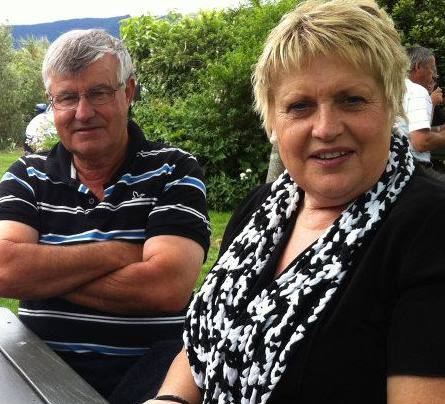 Gail & Jeff from Picton