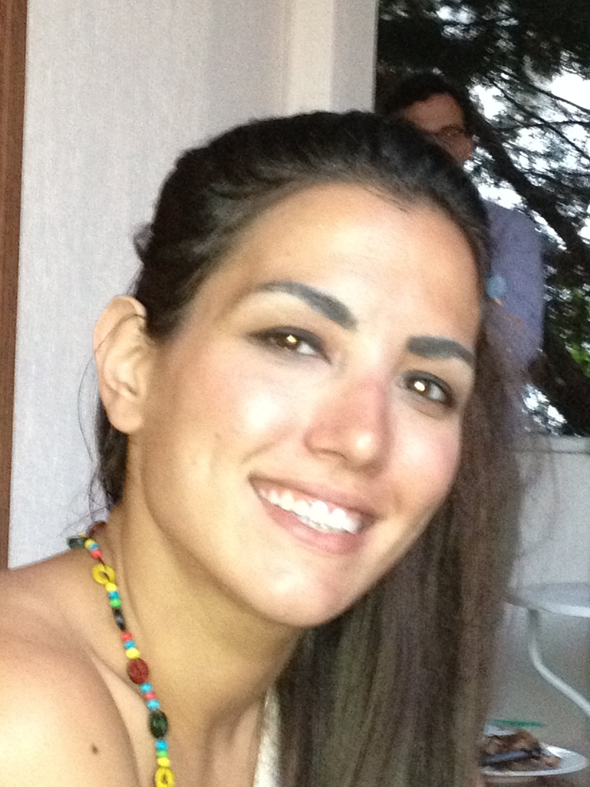 Esra from Athens