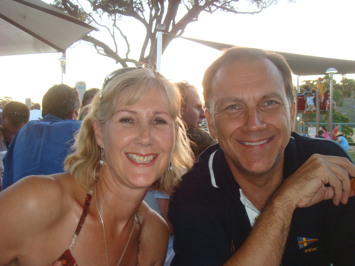 Ron And Jenny from Newport