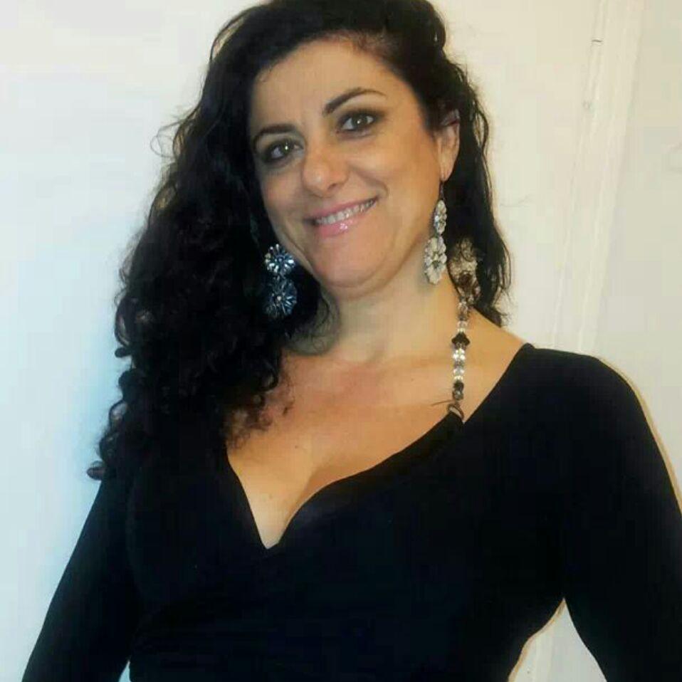 Ornella From Ciampino, Italy