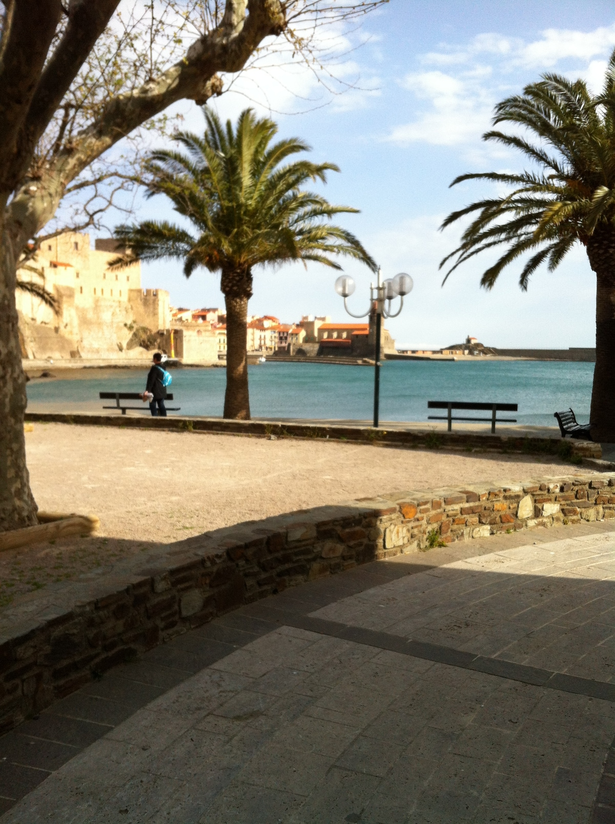 Kristin From Collioure, France
