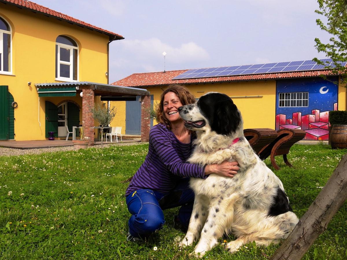 Lidia From Tenuta Retorto, Italy