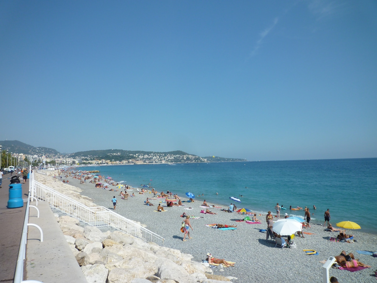 Bonvallot from Nice