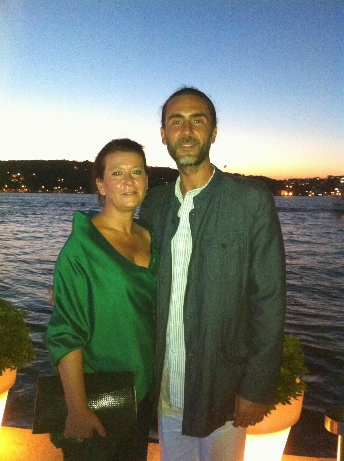 Murat & Sirin from Adalar