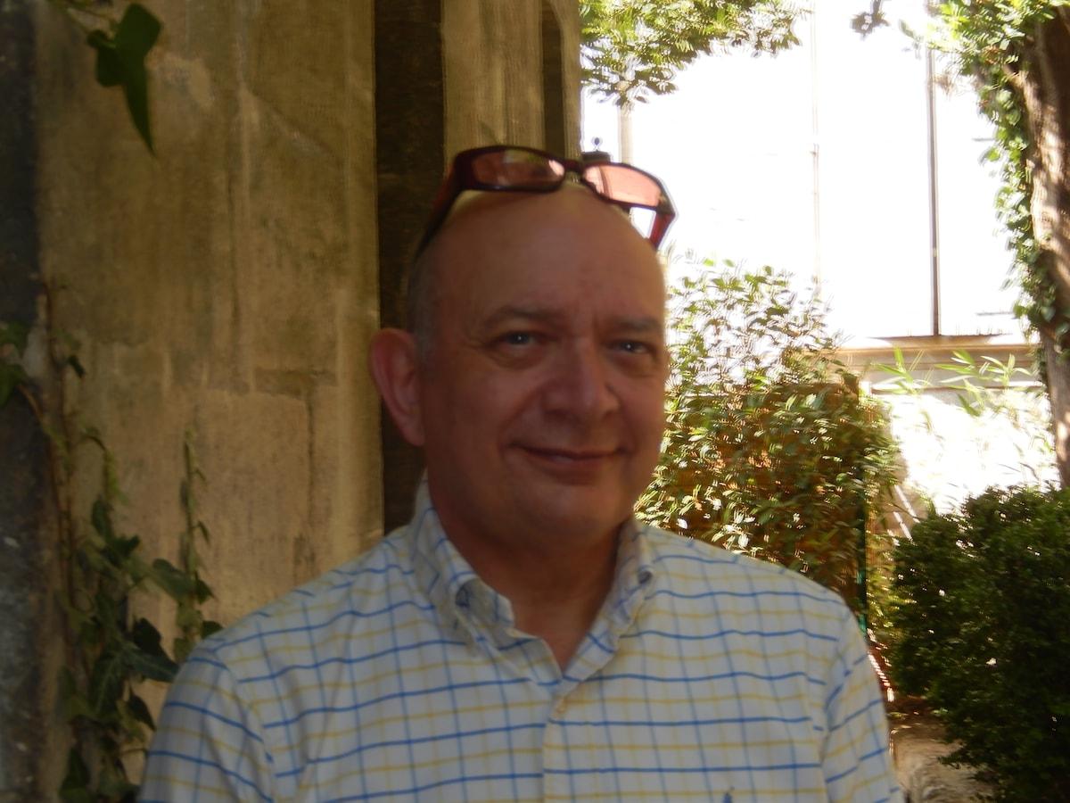 Alain Christophe from Avignon